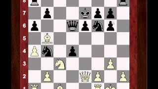 Evolution of Chess Style #148 - Vera Menchik  vs Max Euwe - Hastings 1931/32