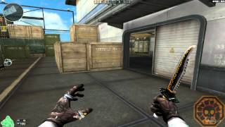 Cross Fire China || Ring Grim Reaper Gold and Silver [Review]!