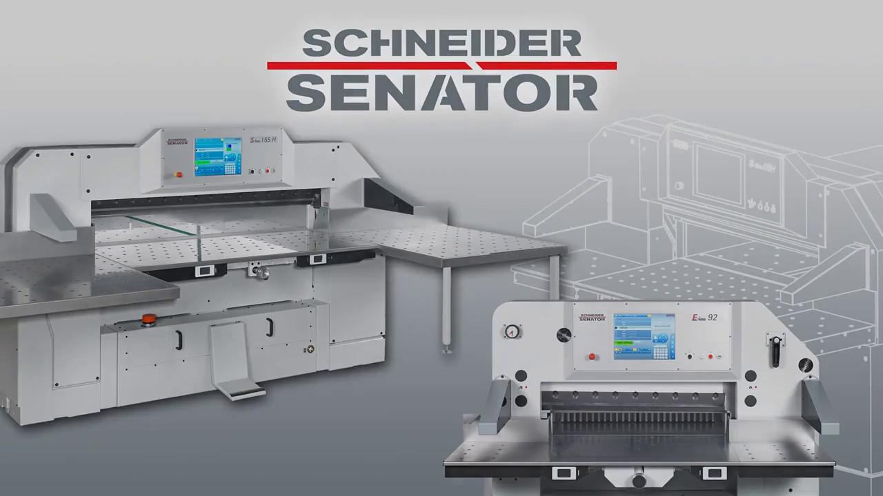 Guillotina Schneider Senator S Line 115h  137h  U0026 115 H