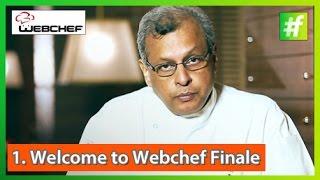 #fame food - Webchef Judges Profile Featuring | Ajit Bangera