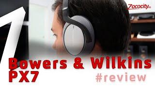Review Bowers & Wilkins PX7, el mejor sonido en auriculares con cancelación de ruido