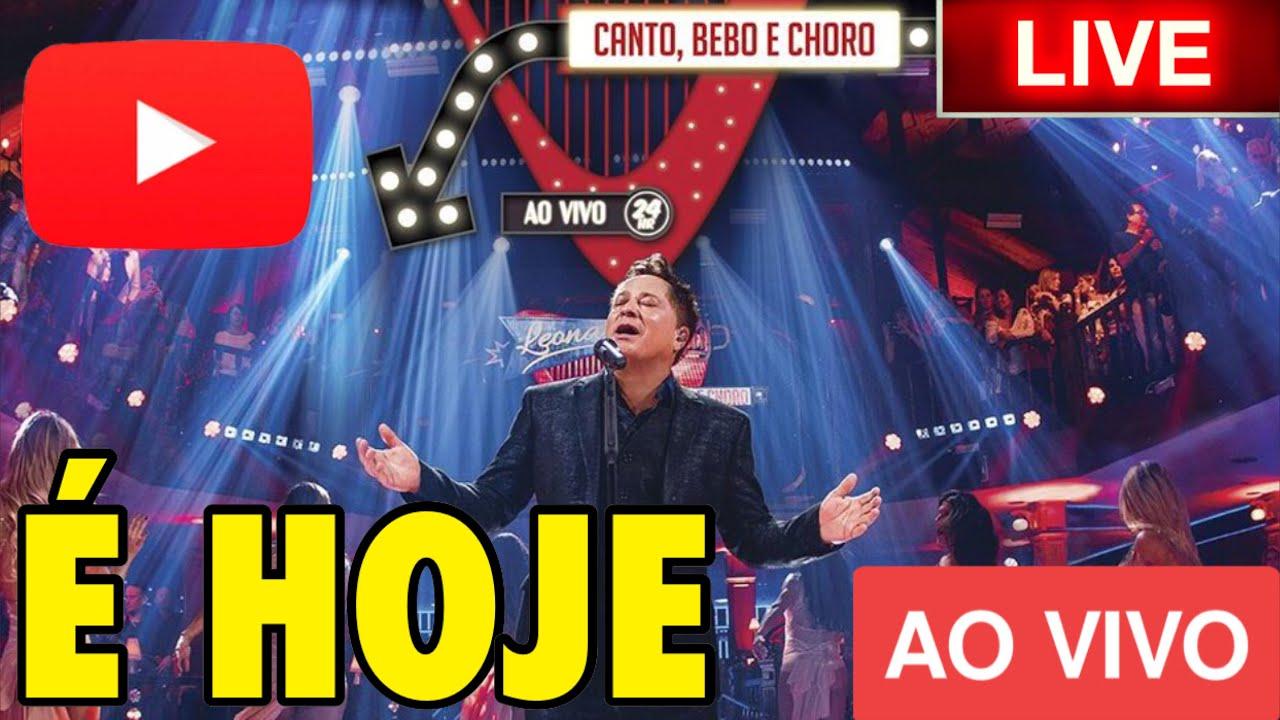 LIVE HOJE DE LEONARDO AO VIVO 27 06 2020 YouTube