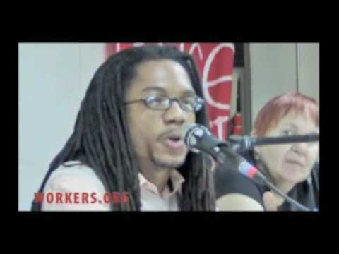 Workers World Party - Police Buildup on Eve of Elections pt 1