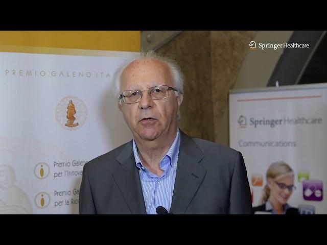 PREMIO GALENO 2017 - Intervista a Francesco Brancati