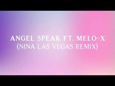 Machinedrum - 'Angel Speak ft. MeLo X' (Nina Las Vegas Remix)