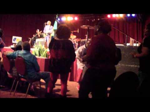 Clarence Carter - Strokin' (Live 2014)
