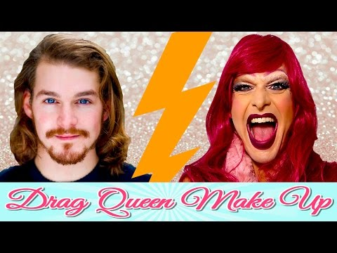 woman dating a drag queen