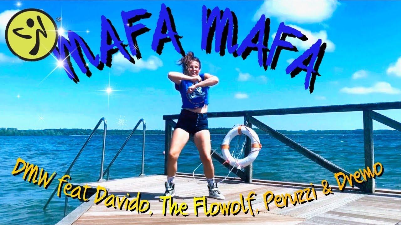 Mafa Mafa ☀️ DMW feat Davido, The Flowolf, Peruzzi & Dremo ☀️ Zumba Choreo by Inka Brammer