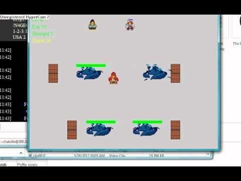 Club Penguin Wiki RPG - Pre-Alpha Version 0.0.1