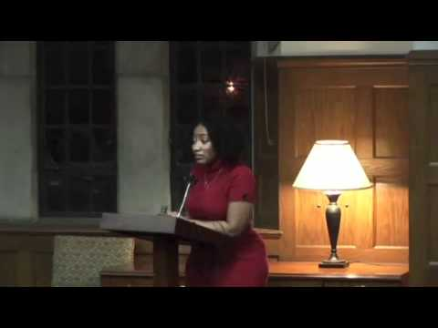 Writers Series: Amina Gautier