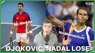 Toronto 2021 Preview + Djokovic/Nadal Losses Reaction