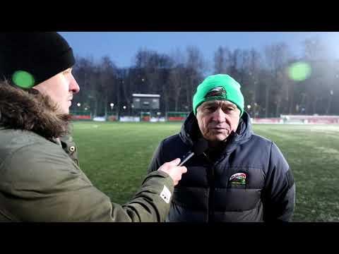 Игорь Овчинников - о победном матче против МГУ