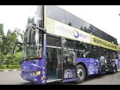 Half Day Jakarta Tour By City Bus Jakarta | Jakarta Travel Guide