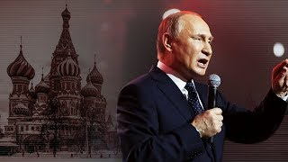 Why Vladimir Putin wants a loving relationship with the West | ITV News