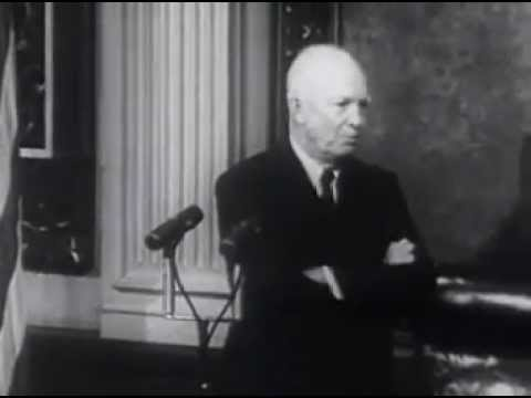 1960 U.S. Presidential Election Ad - Dwight Eisenhower knocks V.P. Richard Nixon