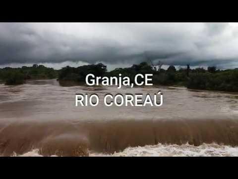 ENCHENTE DO RIO COREAÚ DA GRANJA NO CEARÁ EM 1919
