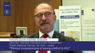 EVL - Professor Pierre Singer: Clinical consequences of energy deficit in ICU