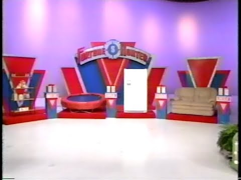 The Price is Right:  November 21, 1997  Debut of Fortune Hunter!!