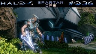 HALO 4: SPARTAN OPS | #036 - Entbehrlich: Business | Let's Play Halo The Master Chief Collection