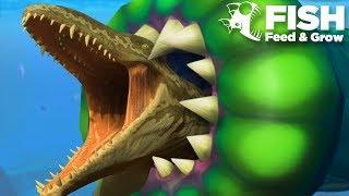 GIANT VAMPIRE LEECH ATTACKS!!! - Fish Feed Grow