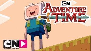 - Adventure Time I MINECRAFT ZEL BLM ELMASLAR VE LMONLAR I TAM BLM I Cartoon Network Trkiye