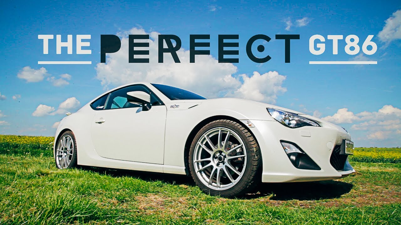 This Hardcore JDM Fan Drives The Perfect 270hp GT86