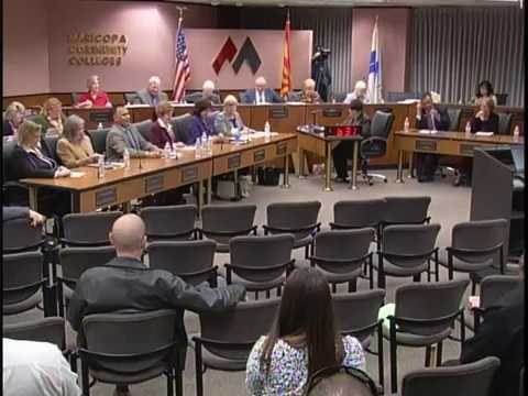 Governing Board Meeting - February 28, 2017