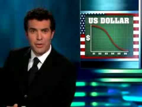 Rick Mercer Report - Merging the Canadian and US Dollar
