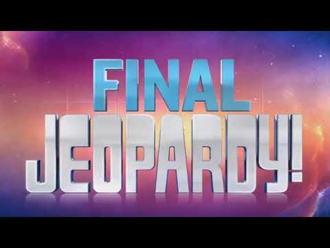 Jeopardy Think Music 2008-2018