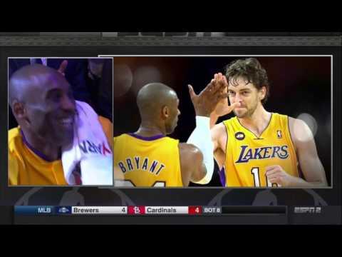 Kobe Bryant tribute video