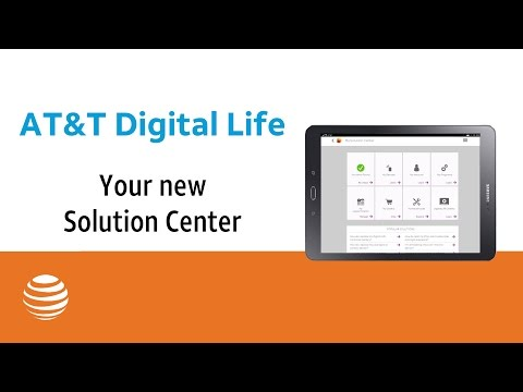 Your new Solution Center | AT&T Digital Life