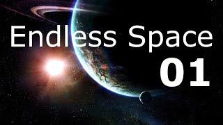 Endless Space [HD+] #001 ᴥ Wer die Wahl hat ᴥ Let