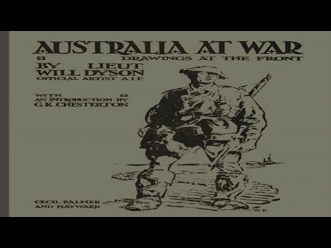 Australia At War By Will Dyson Full Video Book