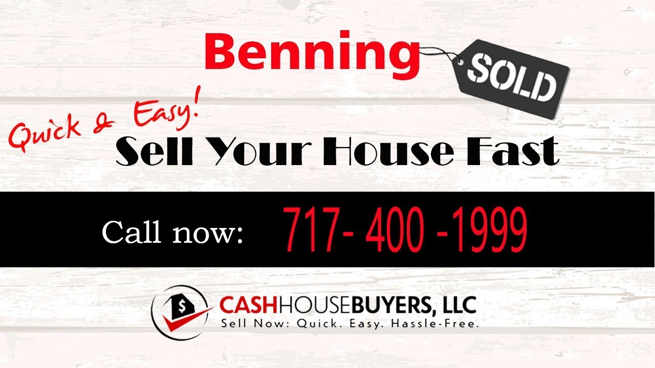 HOW IT WORKS We Buy Houses  Bennings Washington DC  CALL 717 400 1999   Sell Your House Fast