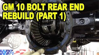 #Etcgdadstruck Axle/Differential Rebuild (Part 1)