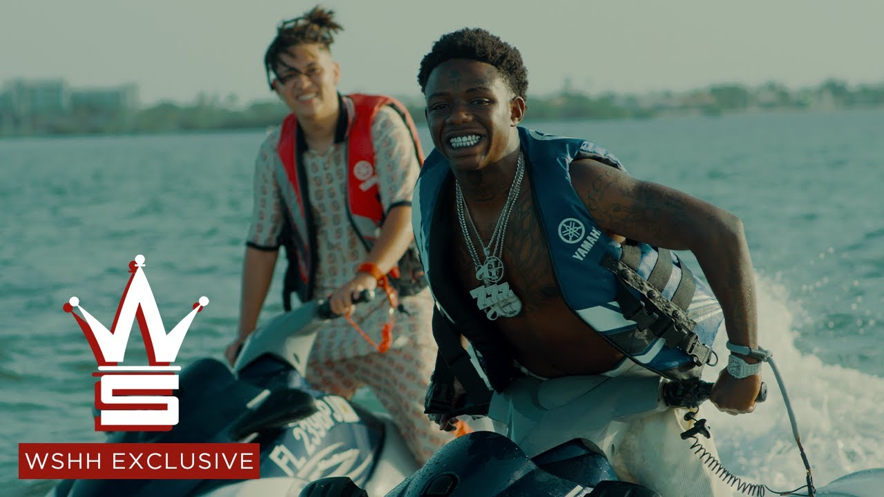 """Harry Nach - """"Instinto"""" feat. Jackboy (Official Music Video - WSHH Exclusive)"""