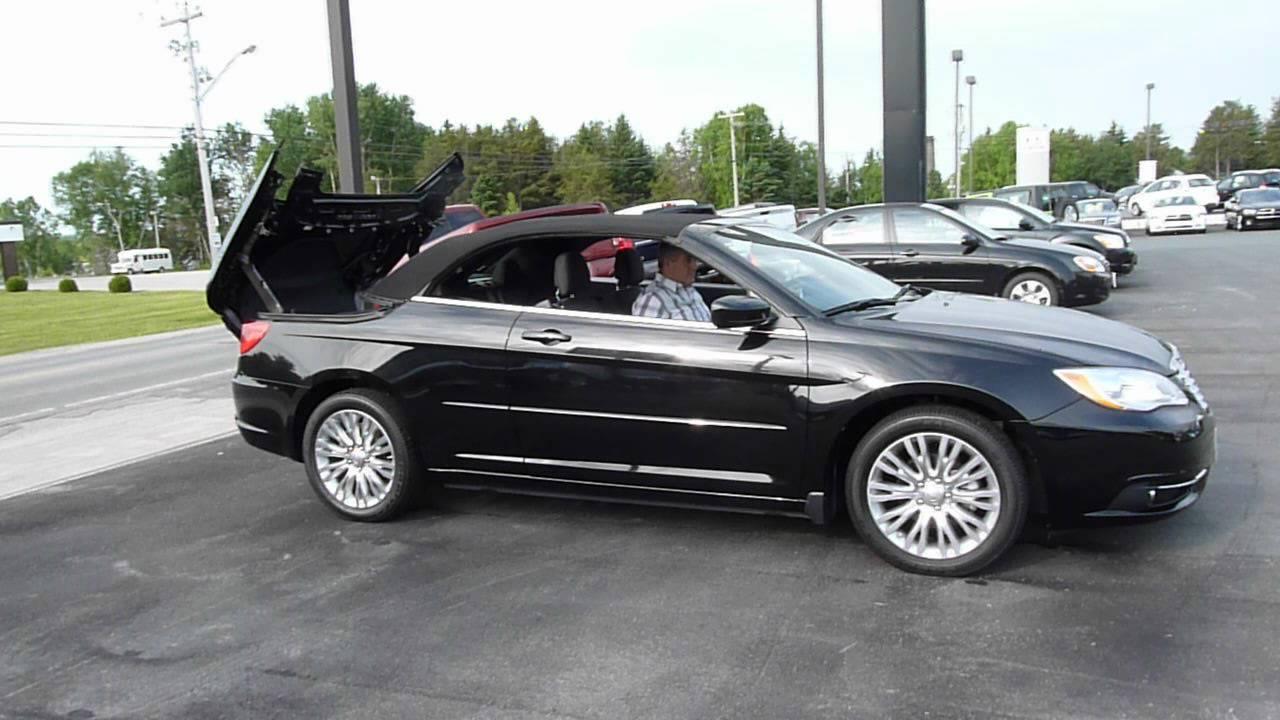 2012 chrysler 300 convertible - photo #22