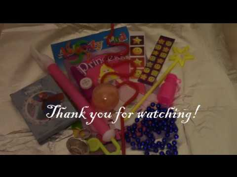 Royalty Party Goody Bags