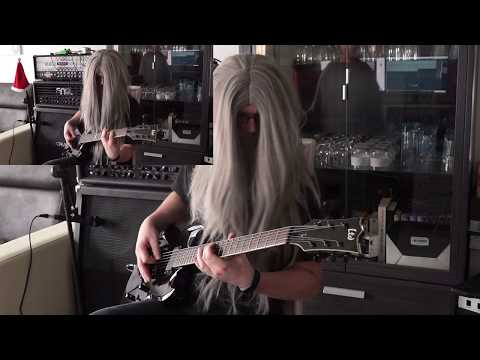 Mesa Boogie Dual Rectifier - Amon Amarth - Guardians of Asgaard ( Cover )