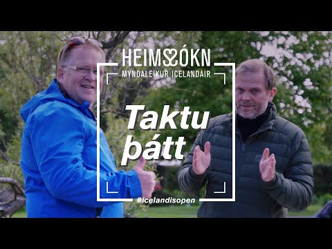 Heims-sókn | Gummi Ben & Magnús Hlynur | Icelandair