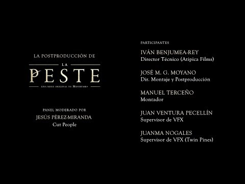 LA PESTE - Post production