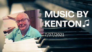 Music with Kenton   July 7, 2021   Canonsburg UP Church