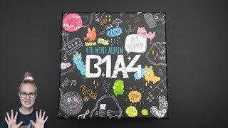 Unboxing B1A4 비원에이포 4th Korean Mini Album What's Happeni…