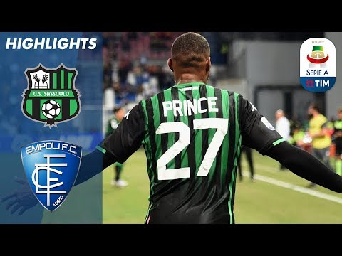 Sassuolo 3-1 Empoli | Early Empoli Lead Cut Out By Resurgent Comeback! | Serie A