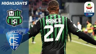 Sassuolo 3-1 Empoli | Early Empoli Lead Cut Out By Resurgent Comeback! | Serie A