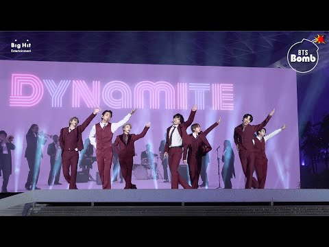 [BANGTAN BOMB] 'Dynamite' Stage CAM (BTS focus) @ BBMAs 2020 – BTS (방탄소년단)