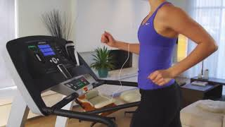 Life Fitness F1 Treadmill Review