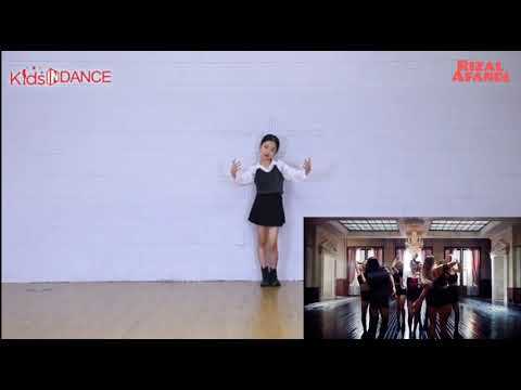 JENNIE VS NA HAEUN DANCE SOLO M/V