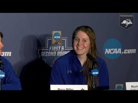 South Dakota State Postgame Press Conference vs Syracuse (03.25.2019)