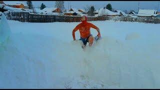 видео Сибирская баня